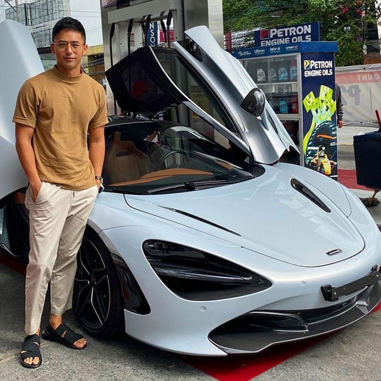 Enzo Pineda McLaren 720s