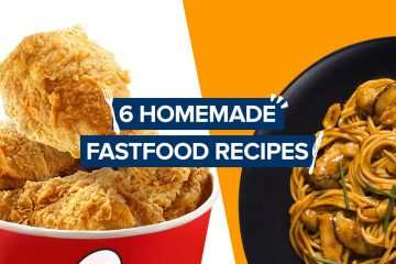 6 Fast-Food Recipes You Should Try At Home Today