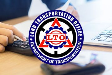 LTO Fees Guide In The Philippines 2020