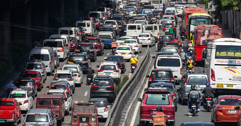MMDA Bans Drivers With Multiple Violations