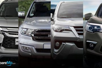 Top SUVS In The Philippines: 2020 Edition