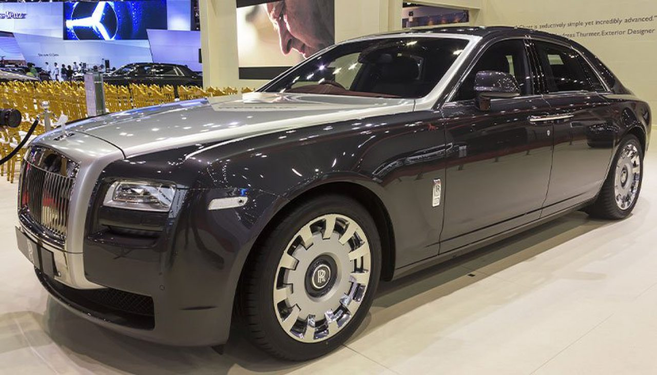 Willie Revillame Rolls Royce Ghost