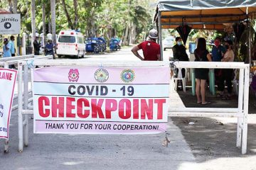 List Of ECQ Checkpoints In Metro Manila