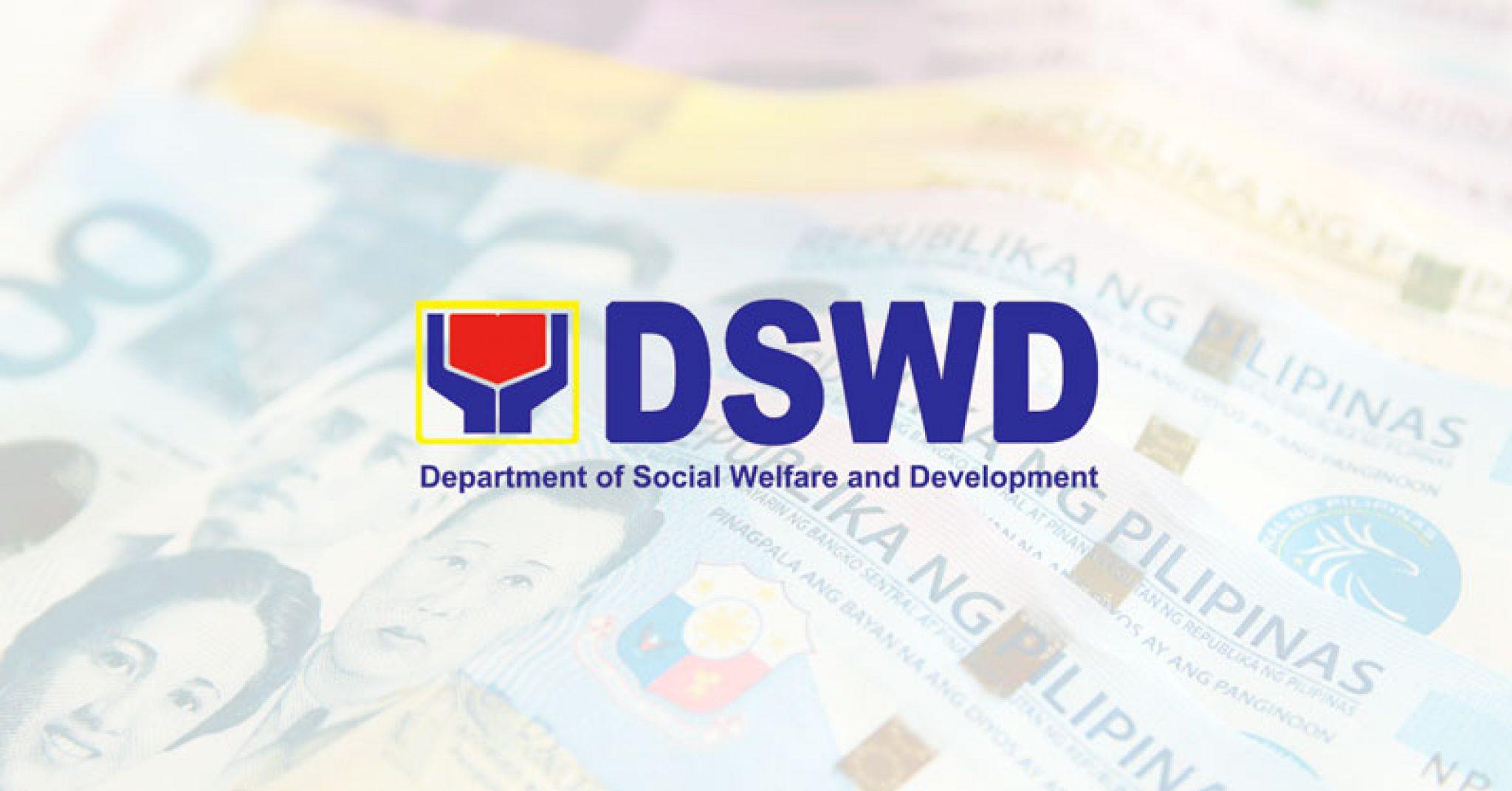 DSWD Social Amelioration Program
