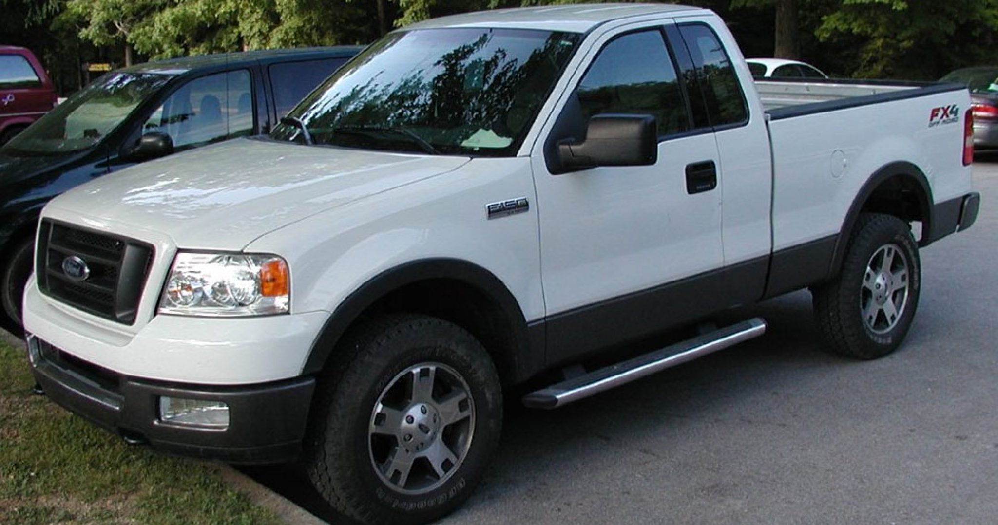 Ford F-Series Truck