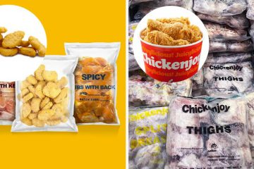 McDonald's, Jollibee Frozen Food And 13 Other Restaurants That Deliver Ready-To-Cook Items