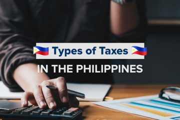 Types Of Taxes In The Philippines