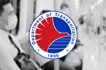 DOTr Guidelines For Commuters During The Quarantine