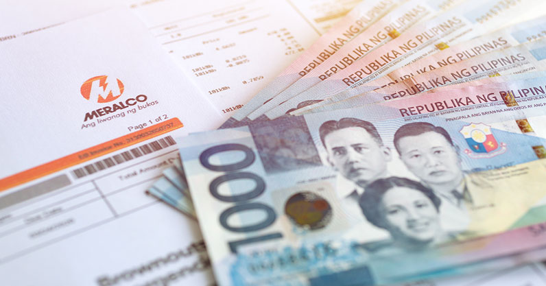 Meralco bill online