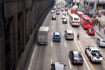 MMDA's Bus Augmentation Means You Can No Longer Drive On Edsa's Innermost Lane
