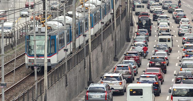 First day of GCQ in Metro Manila