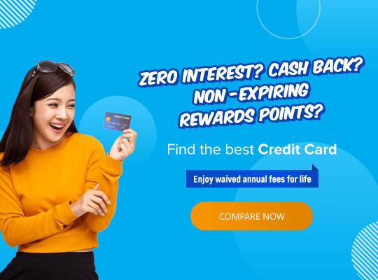 Zero interest and non expiring rewards