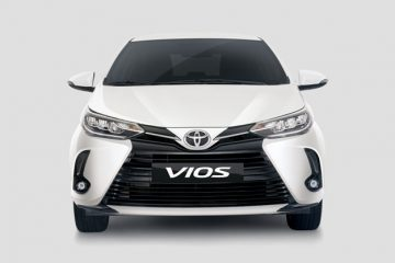 2021 Toyota Vios: Here's A Look At The Prices, Features, And Variants