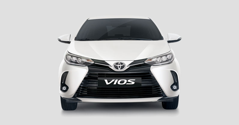 2021 Toyota Vios prices and variants