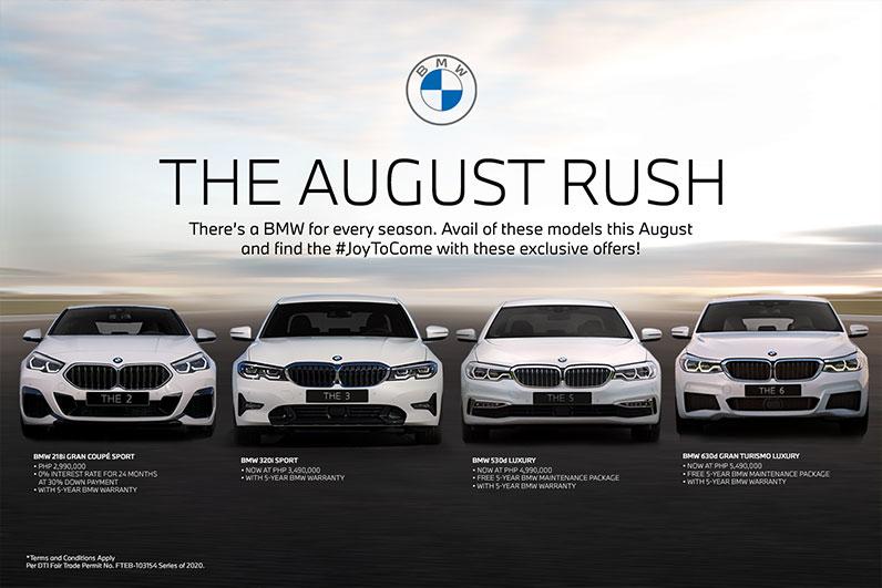 BMW August Rush