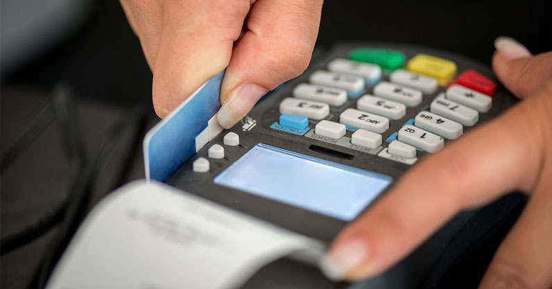 BSP credit card interest