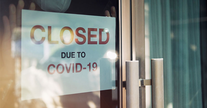 businesses that closed due to covid-19