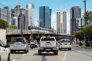 Edsa Tollway: DOTr Plans Long-Term Solution To Metro Manila's Traffic Woes