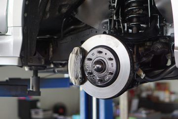 8 Money- And Life-Saving Maintenance Tips For Your Car's Suspension