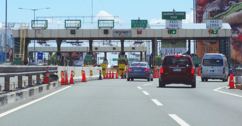 DOTr contactless toll
