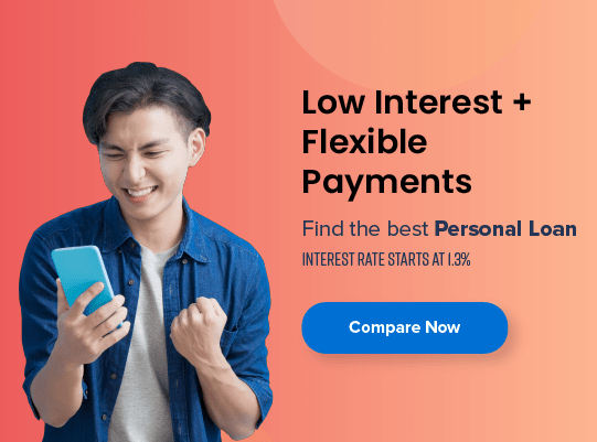 Low interest and flexible repayments
