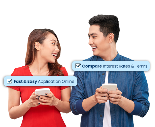 Get Low Interest Loan Offers Online, Fast and Easy