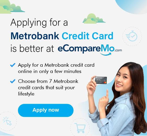 Metrobank WL ecomparemo