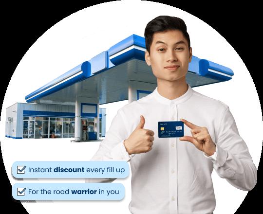Best Fuel Rebate Credit Cards