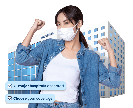 Pick & choose prepaid healthcards from the top healthcare providers
