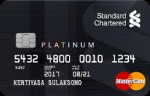 Standard Chartered Bank Mastercard Platinum