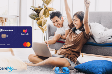 Shop & Earn Big Rewards This 8.8 Sale When You Use Your New UnionBank Lazada Credit Card