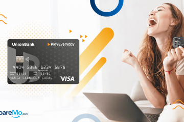 Experience the Fun in Adulting With UnionBank PlayEveryday Credit Card